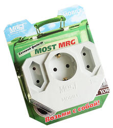 Сетевой фильтр MOST MRG белый