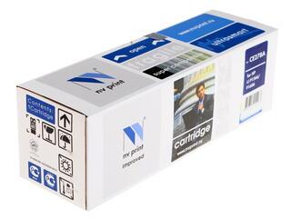 Картридж лазерный NV Print CE278A