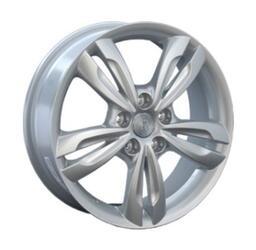 Автомобильный диск литой Replay HND40 6,5x17 5/114,3 ET 41 DIA 67,1 Sil