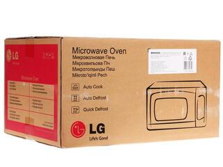 Микроволновая печь LG MH6043DAD серебристый