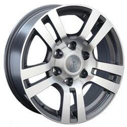 Автомобильный диск Литой LegeArtis TY61 7,5x17 6/139,7 ET 25 DIA 106,3 GMF