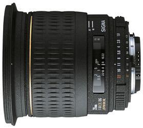 Объектив Sigma AF 20mm F/1.8 EX DG Aspherical  для Nikon