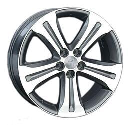 Автомобильный диск литой Replay LX23 7,5x19 5/114,3 ET 35 DIA 60,1 GMF