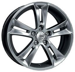 Автомобильный диск Литой K&K Ред-Тауэр 6,5x16 5/114,3 ET 45 DIA 64,1 Блэк платинум