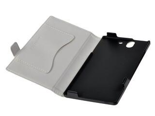Чехол-книжка  Muvit для смартфона Sony Xperia Z