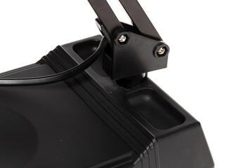 Настольный светильник ЭРА NL-202 черный