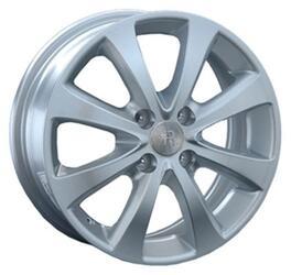 Автомобильный диск литой Replay HND73 6x15 4/114,3 ET 46 DIA 67,1 Sil