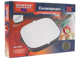 Сковорода-гриль Vitesse VS-2309 коричневый