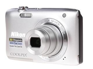 Компактная камера Nikon Coolpix S2900 серебристый