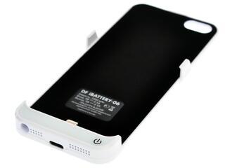 Чехол-батарея Func Slim iBattery-06 белый