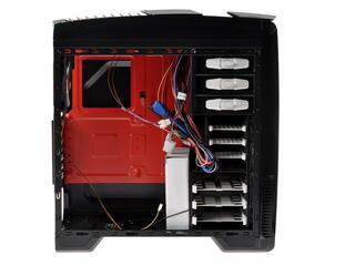 Корпус GMC V1000 PHANTOM черный