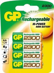 Аккумулятор GP 230AAHC-UC4 PET-G 2250 мАч
