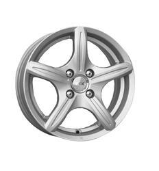 Автомобильный диск Литой K&K Мирель 6x14 4/98 ET 38 DIA 67,1 Сильвер