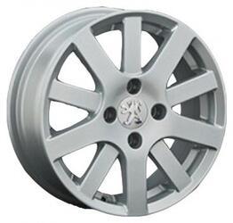 Автомобильный диск Литой LegeArtis PG11 6x15 4/108 ET 23 DIA 65,1 Sil