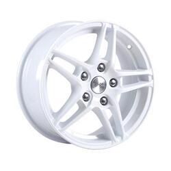Автомобильный диск литой Скад Спринт 6,5x15 5/108 ET 34 DIA 57,1 белый