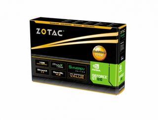 Видеокарта Zotac GeForce GT 610 Synergy [ZT-60602-10L]