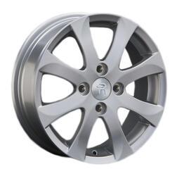 Автомобильный диск литой Replay FD25 6x15 4/108 ET 52,5 DIA 63,3 Sil