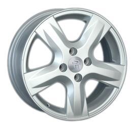 Автомобильный диск литой Replay SZ32 6x15 5/114,3 ET 50 DIA 60,1 Sil