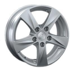 Автомобильный диск литой Replay TY115 7x17 5/114,3 ET 39 DIA 60,1 GM