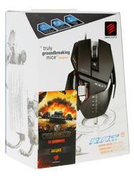 Мышь проводная Mad Catz R.A.T.5 Gaming Mouse