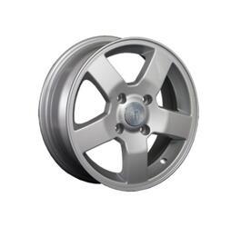 Автомобильный диск Литой Replay GN9 6x15 4/114,3 ET 45 DIA 56,6 Sil