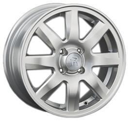 Автомобильный диск литой Replay CHR11 6x15 4/114,3 ET 46 DIA 56,6 Sil