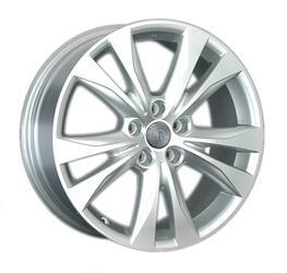 Автомобильный диск литой Replay TY141 7,5x18 5/114,3 ET 45 DIA 60,1 Sil