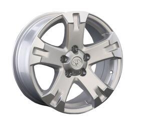 Автомобильный диск литой LegeArtis TY21 7x17 5/114,3 ET 39 DIA 60,1 Sil
