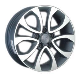 Автомобильный диск литой Replay H51 6,5x17 5/114,3 ET 50 DIA 64,1 GMF