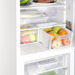 Холодильник с морозильником Hotpoint-Ariston HBM 1180.4 белый