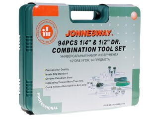 Набор торцевых головок Jonnesway S04H52494S