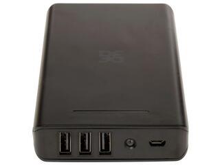 Портативный аккумулятор DF Pro-01 черный