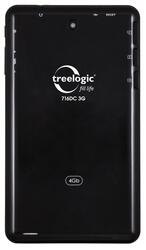 "7"" Планшет Treelogic Brevis 716DC IPS 3G 4 Гб 3G черный"