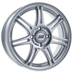 Автомобильный диск литой Nitro Y4601 5,5x14 4/100 ET 45 DIA 73,1 Silver