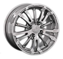 Автомобильный диск Литой LS 224 6,5x15 4/114,3 ET 40 DIA 73,1 BKF