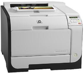 Принтер лазерный HP Laserjet Pro 400 Color M451dn