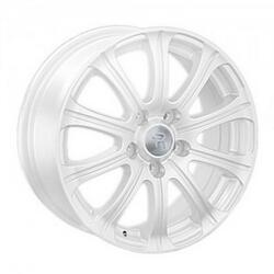 Автомобильный диск Литой LegeArtis TY57 6,5x16 5/114,3 ET 45 DIA 60,1 White