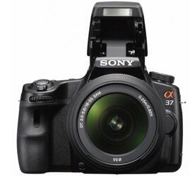 Зеркальная камера (DSLR) SONY Alpha SLT-A37L II 18-55MM