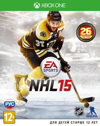 Игра для Xbox ONE NHL 15