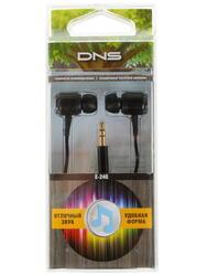 Наушники DNS E-240