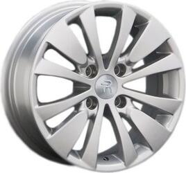 Автомобильный диск литой Replay CI6 6x15 4/108 ET 27 DIA 65,1 Sil