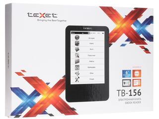 6'' Электронная книга teXet TB-156