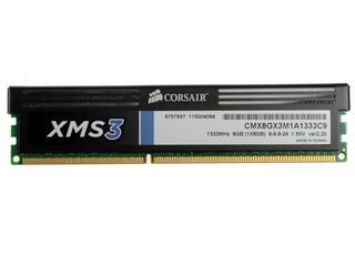 Оперативная память Corsair XMS3 [CMX8GX3M1A1333C9] 8 ГБ