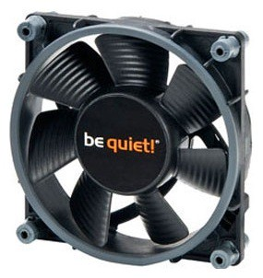 Вентилятор be quiet! ShadowWingsSW1 ATX корпуса 80x80  [BL050] 2000rpm, 8.4dBa