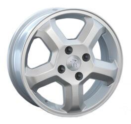 Автомобильный диск Литой Replay PG28 5,5x14 4/108 ET 24 DIA 65,1 Sil