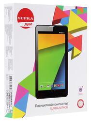 """7"""" Планшет Supra M74CG 4 Гб 3G черный"""