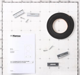 Электрическая варочная поверхность Hansa BHCS38120030