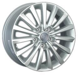 Автомобильный диск литой Replay MI74 6,5x16 5/114,3 ET 46 DIA 67,1 Sil