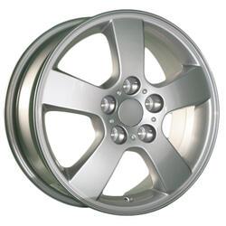Автомобильный диск Литой LegeArtis NS91 6,5x16 5/114,3 ET 40 DIA 66,1 Sil