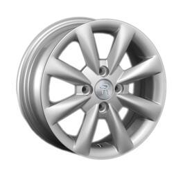 Автомобильный диск литой Replay KI7 5,5x14 4/100 ET 45 DIA 56,1 Sil